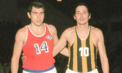 Beto y Lito - clásico Olimpo Estudiantes