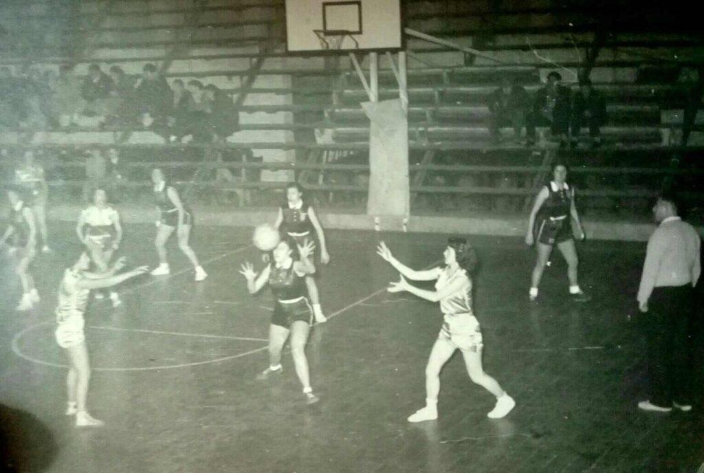 El básquet en los 50 Primera Femenino