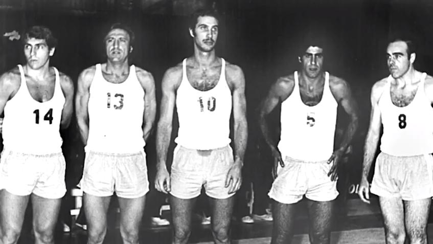 Cabrera, Monachesi, Perazzo, De Lizaso y Cortondo