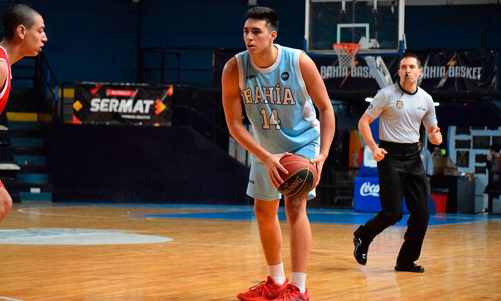 Agustin Villalon Bahía U19