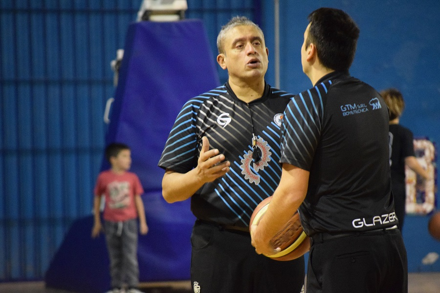 Alejandro Ramallo Maxibásquet