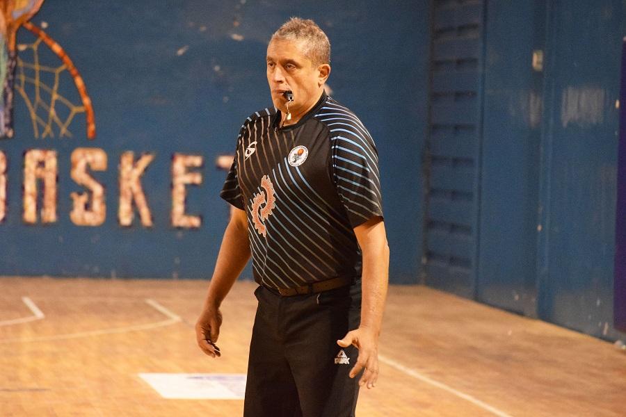 Alejandro Ramallo Maxibásquet 2019
