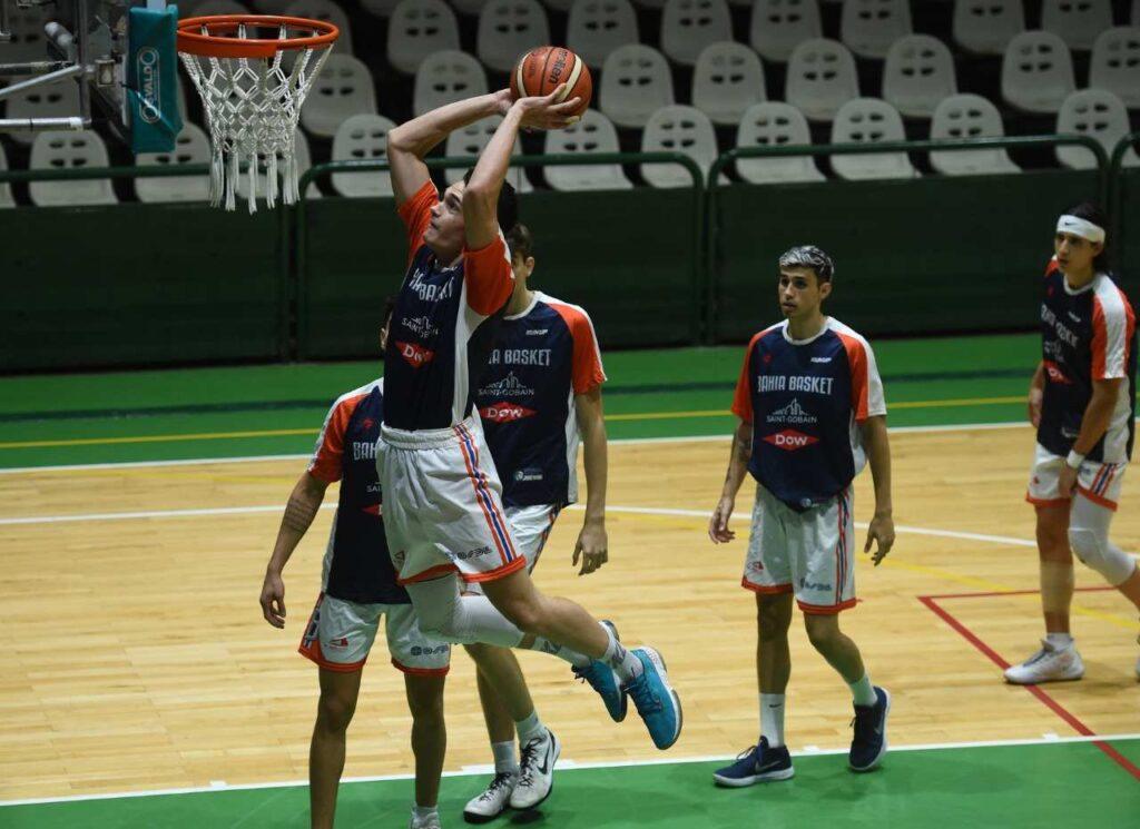 Azpilicueta Bahía Basket
