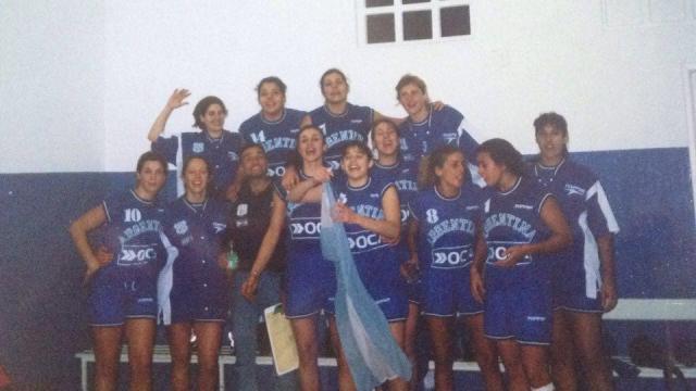 Laura Cors Selección Argentina