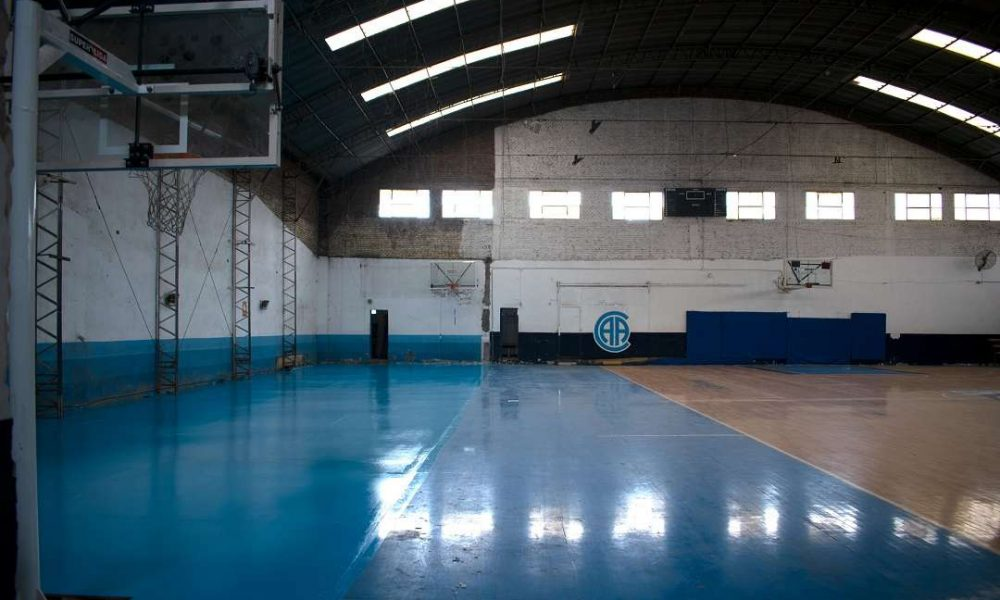 Argentino cancha auxiliar