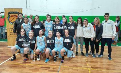 Bahía Subcampeón Femenino en Mar del Plata