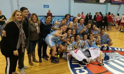 Bahía campeón femenino U-19 2019