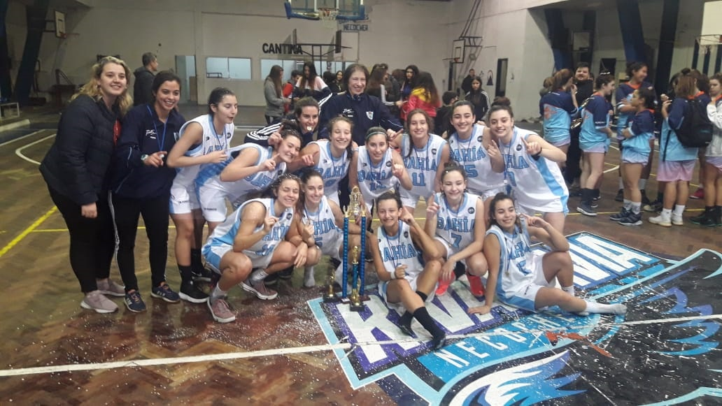 Bahía Campeón u17 2019