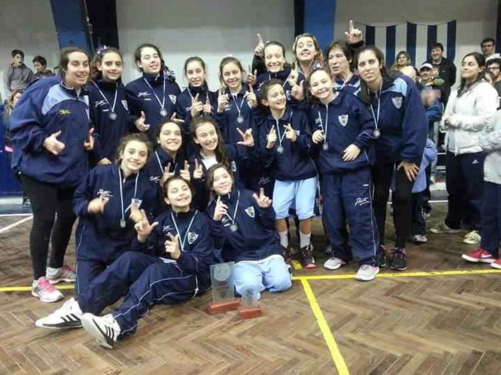 Bahía campeona U15