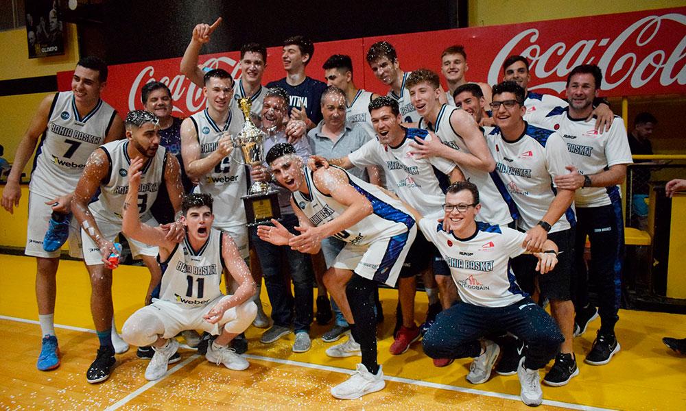 Bahía Basket - Segunda División