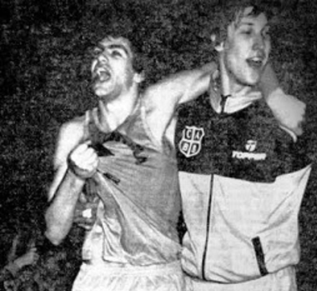 Chubi Susbielles y Diego Osella campeones sudamericanos