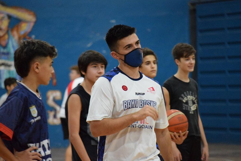 Ciro Baianchi Bahía Basket