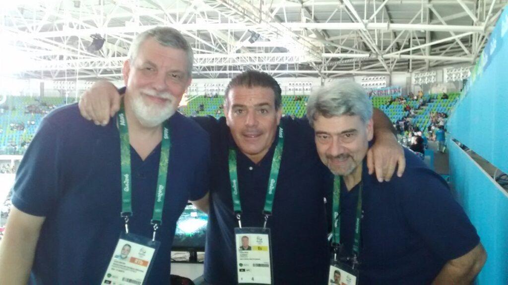 Carlín, Pérez y Meschini