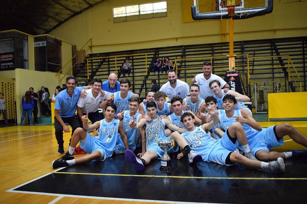 Bahía campeón U17