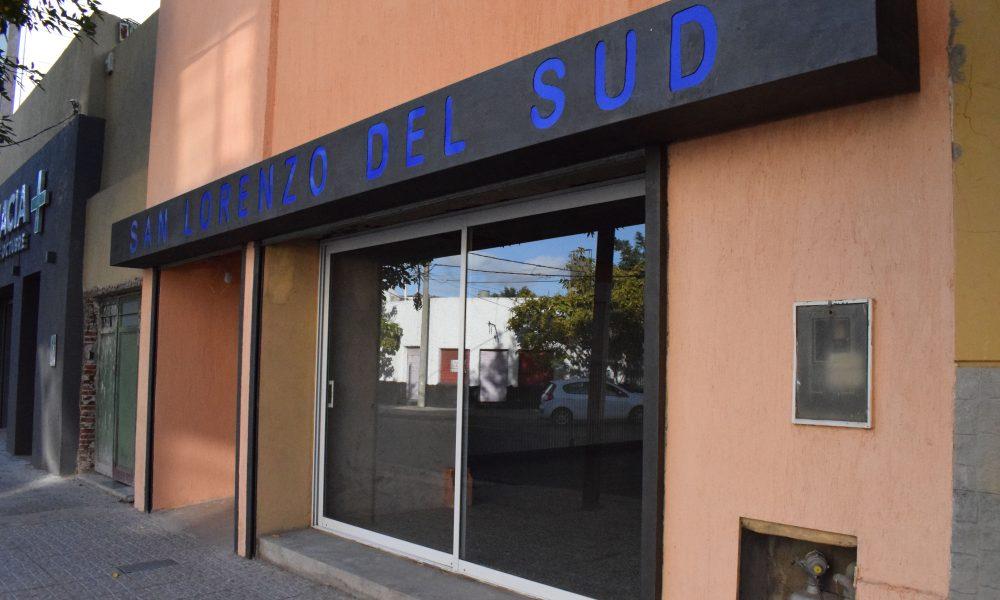 San Lorenzo del Sud sede social