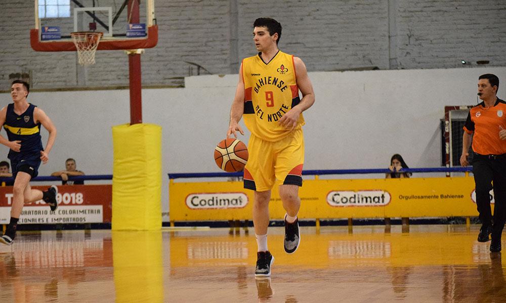 Emanuel Fernandez - Bahiense U17