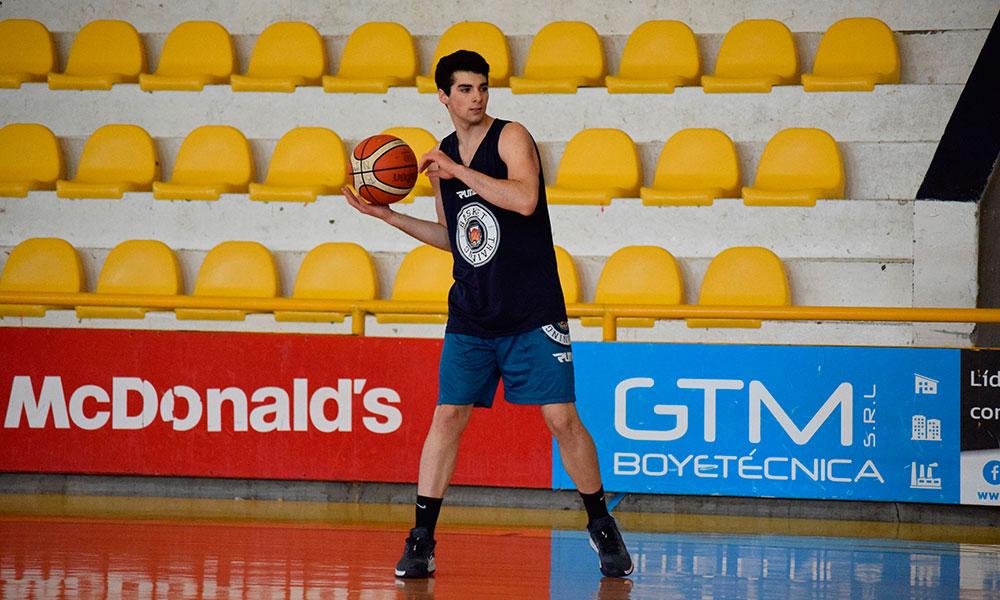 Emanuel Fernandez - Seleccion Provincia BA U17