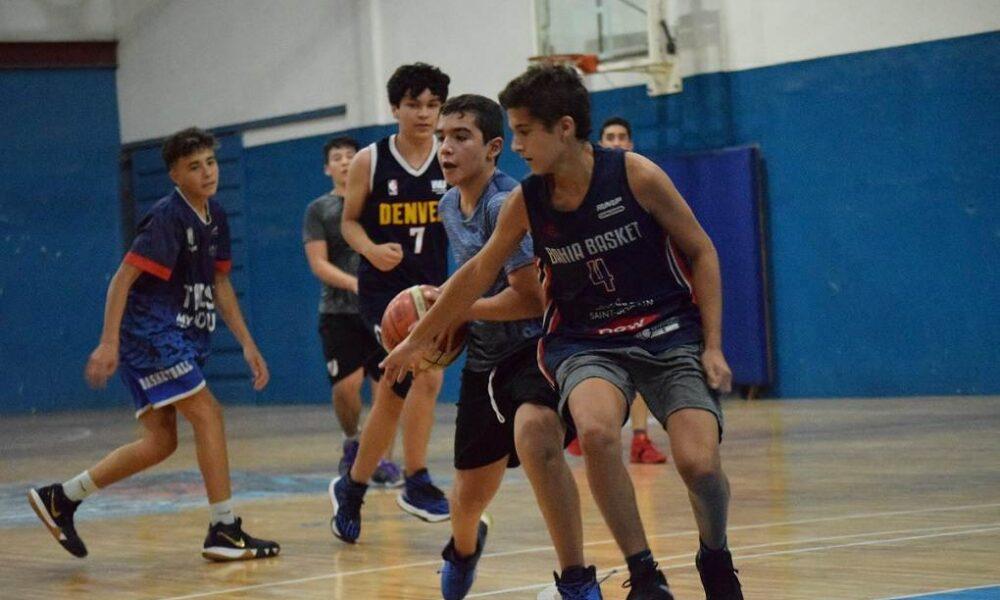 Escuela Social Bahía Basket