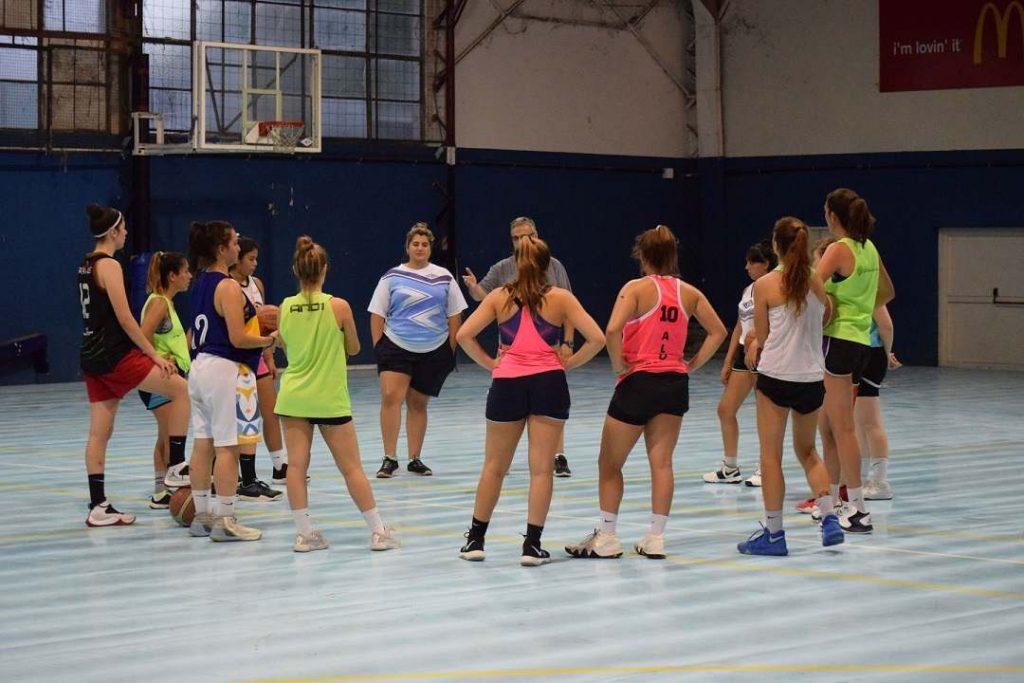 Estudiantes Básquet Femenino