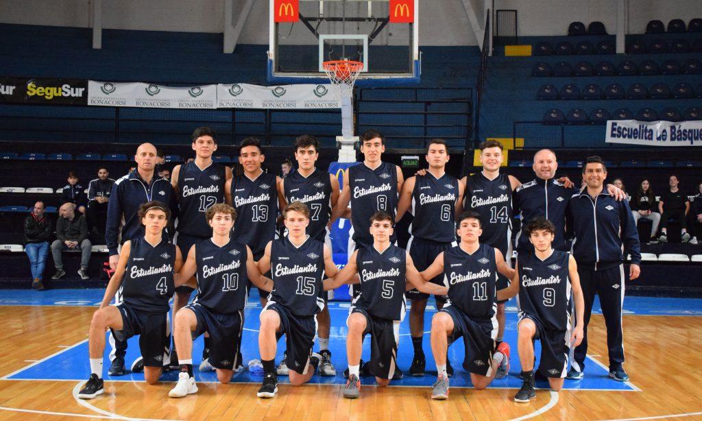 Estudiantes U19 - Argentino de clubes