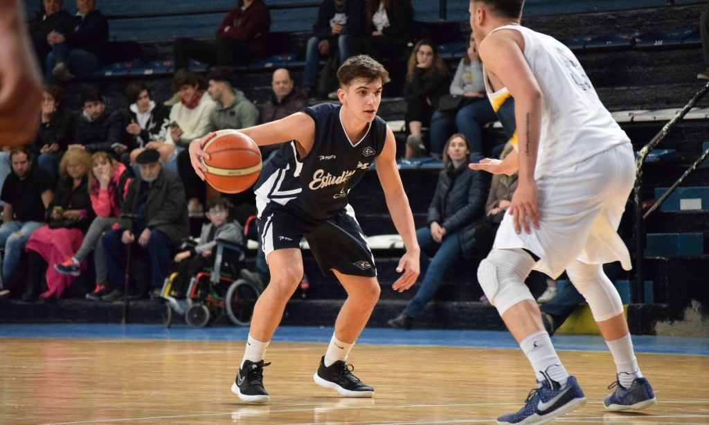 Matías Couselo - Estudiantes U19