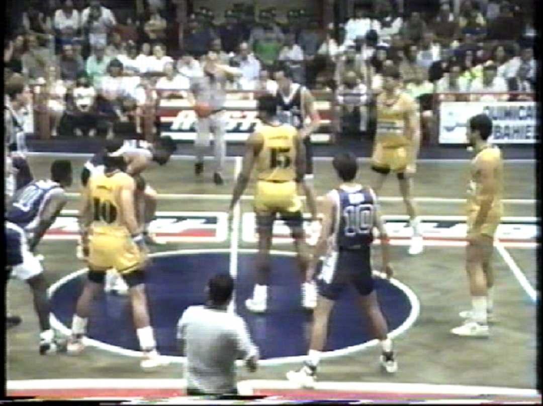 Estudiantes vs Olimpo 85