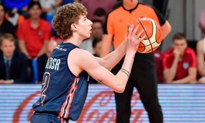 Facundo Tolosa - Bahía Basket