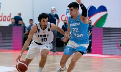Fausto Ruesga - Selección Argentina
