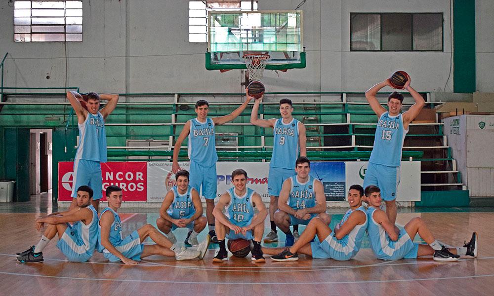 Plantel Bahia Blanca U19