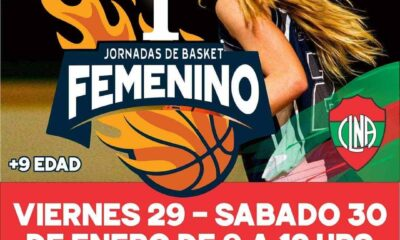 Jornadas de básquet femenino