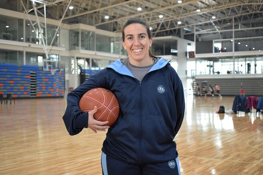 Josefina Calvento Selección Bahía U17