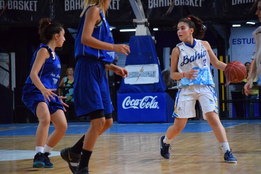 Josefina Rodriguez selección U15 2019