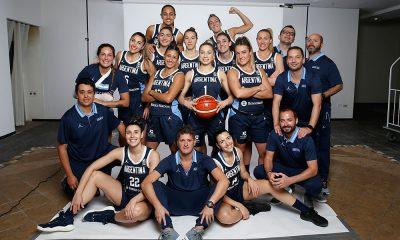 Preclasificatorio Olímpico Femenino