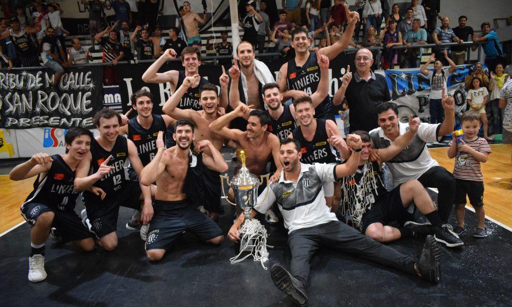 Liniers campeón Primera