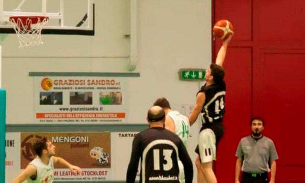 Lucas Chaves - Ascoli Basket
