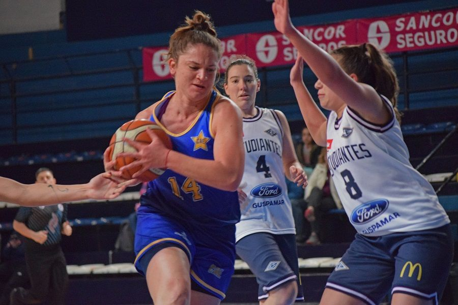 Mariannella Pye Estudiantes vs Estrella semifinal 2