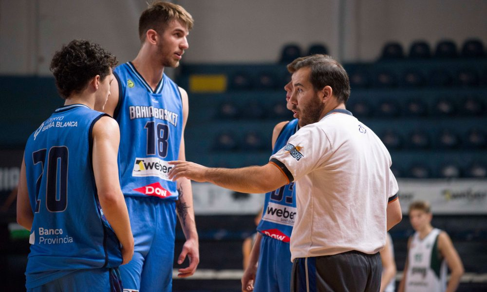 Martin Luis - Bahía Basket