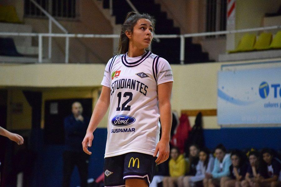Martina Caputo Estrella vs Estudiantes Semifinales primer tramo