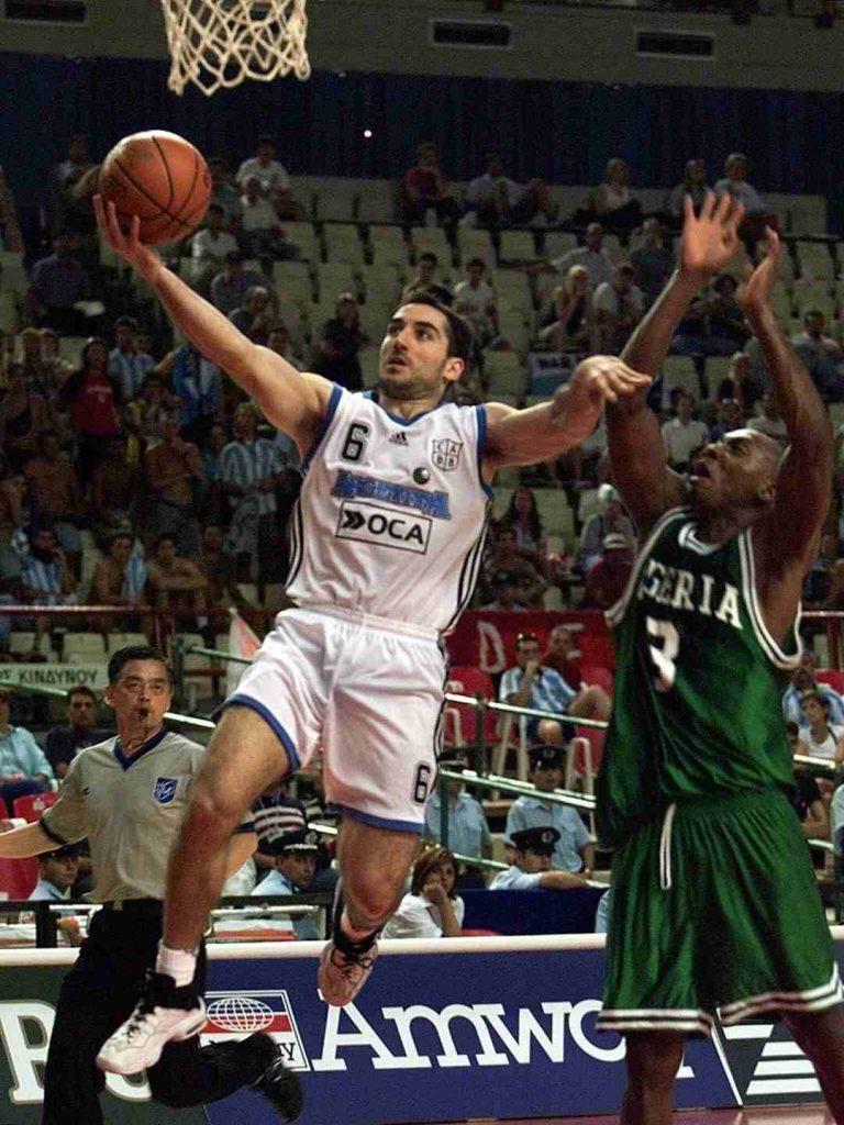 Montecchia Mundial 1998