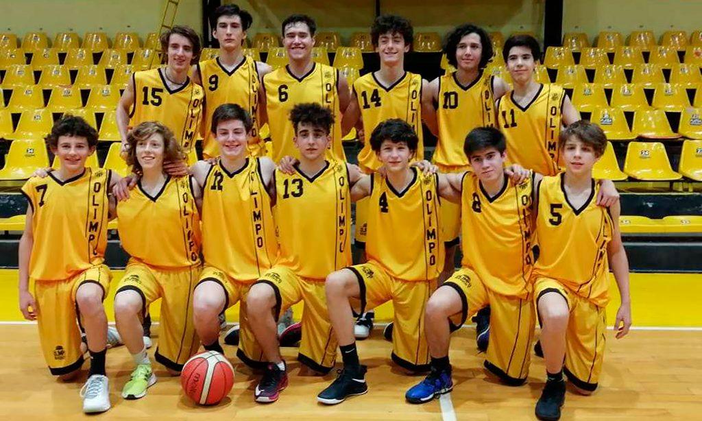 Olimpo U15 - Argentino de clubes