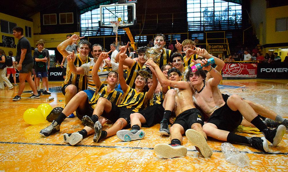 Olimpo U15 Bis Campeón