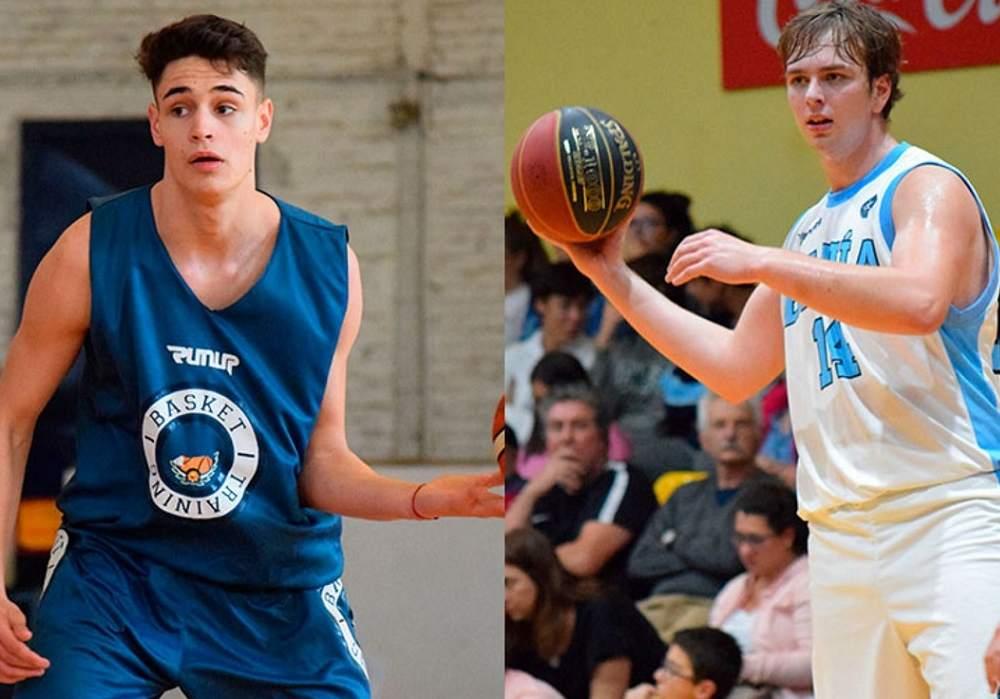 Alejo Azpilicueta y Bautista Ott