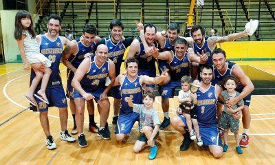 Pueyrredón +35 Campeón