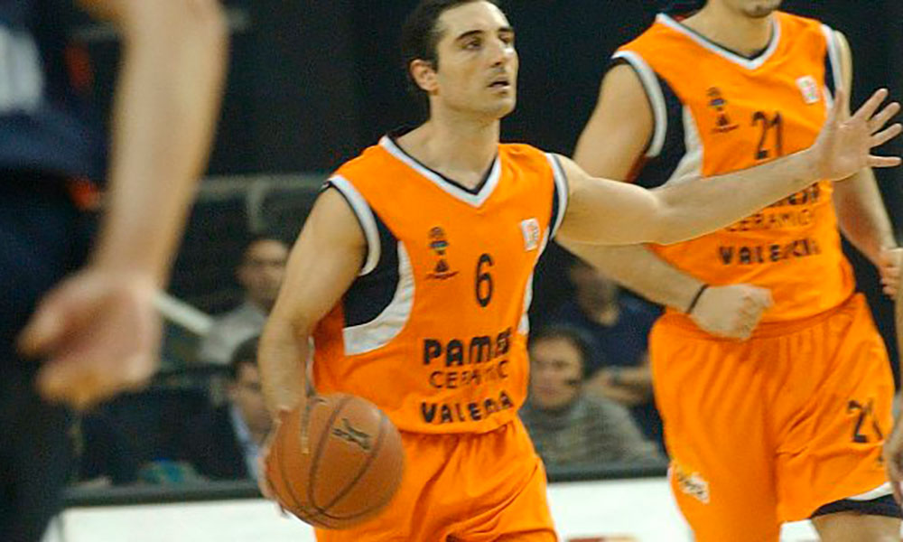 Alejandro Montecchia - Valencia