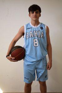 Santiago Candia U-15 2019