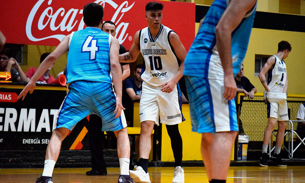 Bahía Basket vs Argentino