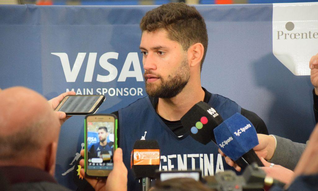 Patricio Garino - Selección Argentina