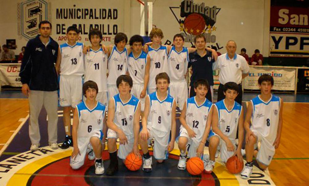 Bahía Provincial U13 2007