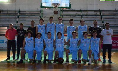 Selección Masculina U-15 2019