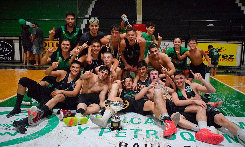 Villa Mitre U19 Campeón